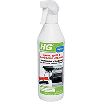 HG 138050161 Чистящее средство для духовки, гриля, барбекю 0,5л